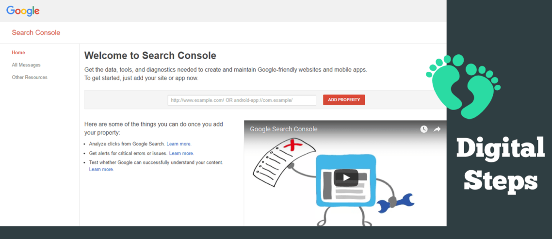 How To Add Your Website To Google Search Console